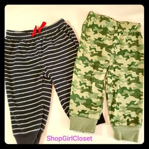 2 pc Bundle Pants 3-6 Months
